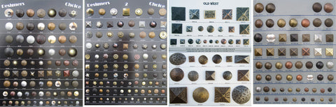 Wholesale Decorative Nails and Upholstery Tacks for Furniture