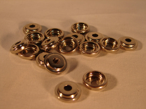 Fasteners (Snaps) Sockets Brass Stainless 10124