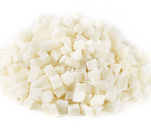 DICED COCONUT