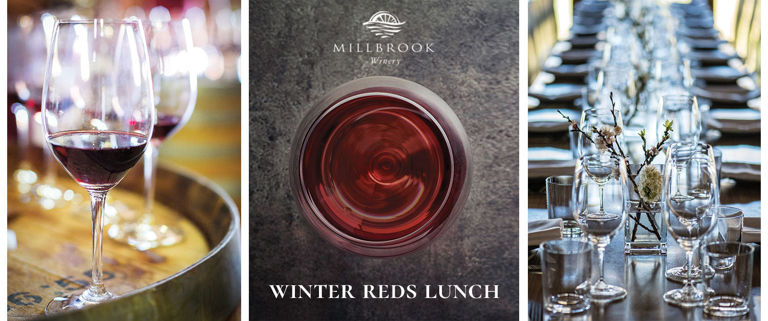 SOLD OUT  |  winter reds lunch  |  15 june 2019
