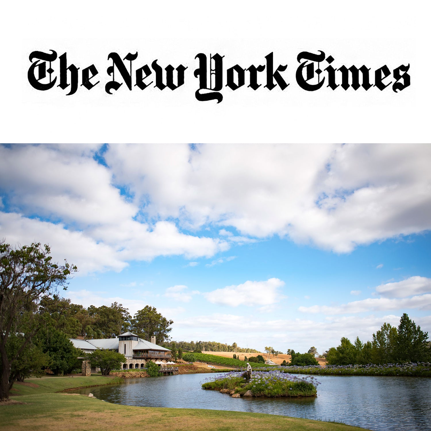 millbrook features in the new york times