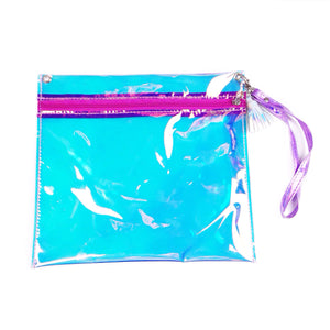 Iridescent Purse Pouch