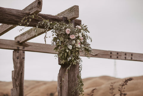 wedding florist wellington wairarapa
