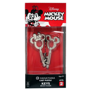Mickey and Minnie Keys