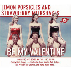Lemon Popsicles And Strawberry Milkshakes - Valentine, [Product Type] - Daves Deals