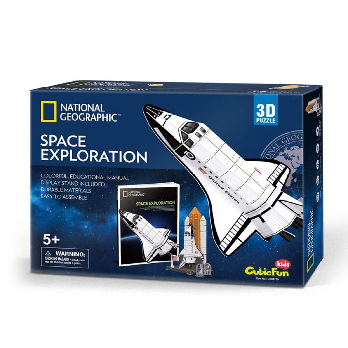 National Geographic  - Space Exploration