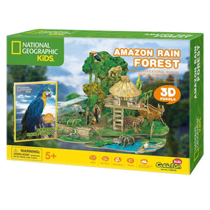 National Geographic Kids - Amazon Rain Forest