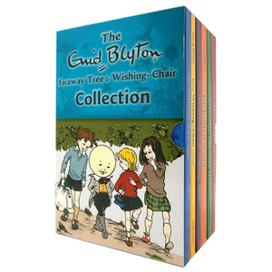 The Enid Blyton Faraway Tree & Wishing-Chair Collection - Books - Daves Deals - 1