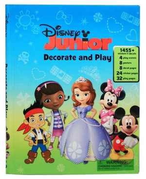 Decorate & Play Disney Junior, [Product Type] - Daves Deals