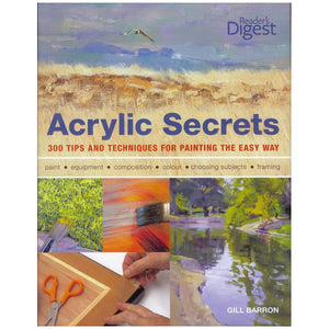 Acrylic Secrets, [Product Type] - Daves Deals