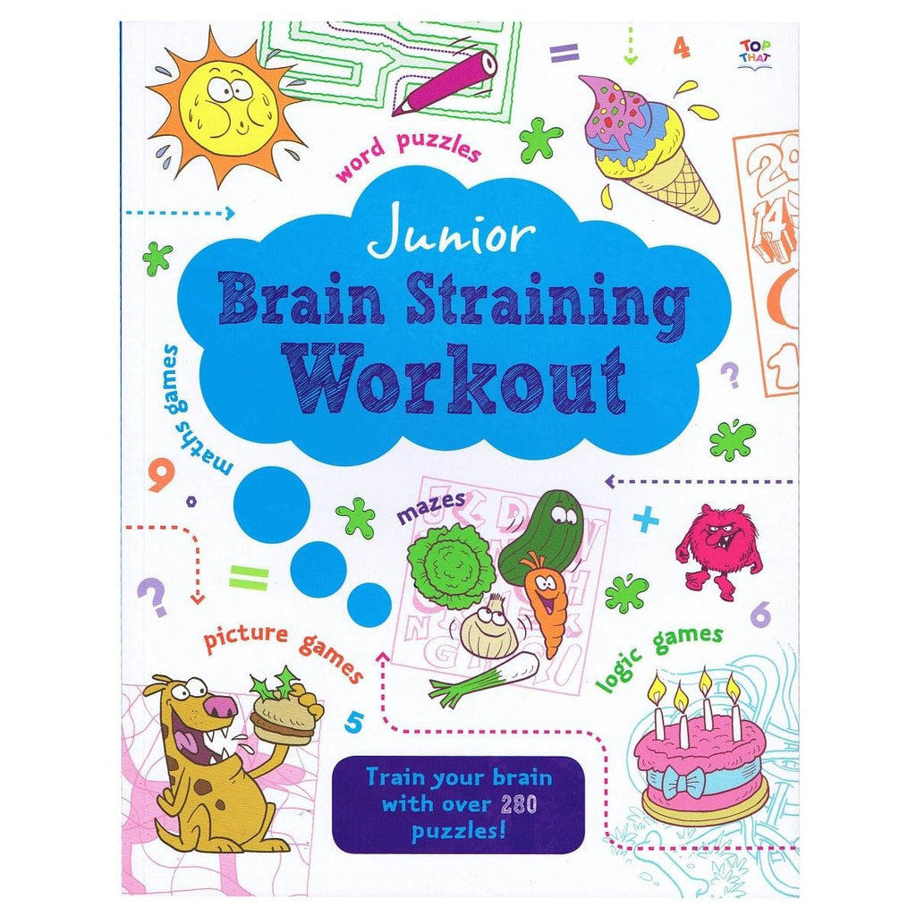 Junior Brain Straining Workout
