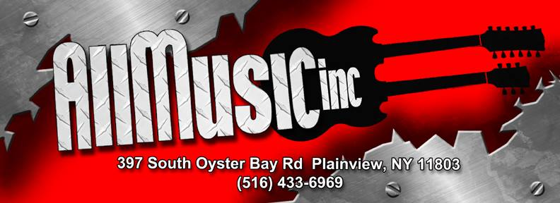 All Music Inc 397 South Oyster Bay Road Plainview, NY 11803