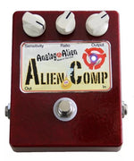 Analog Alien Comp Compressor Compression Electric Guitar Effect Effects Pedal