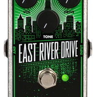 Electro-Harmonix EHX East River Drive Overdrive Electric Guitar Effect Effects Pedal