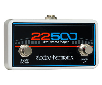 Electro Harmonix EHX 22500 Stereo Looper Foot Controller