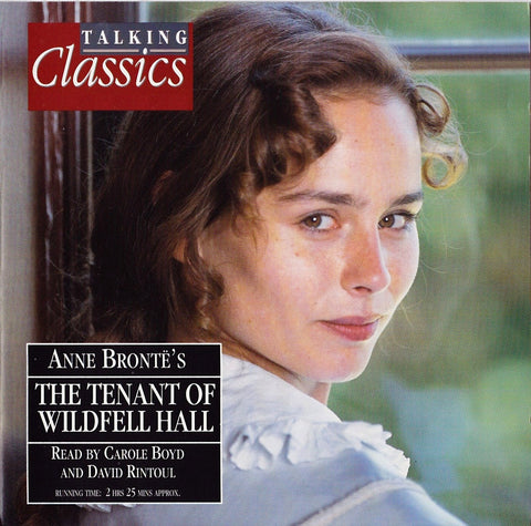 Anne Bronte - The Tenant Of Wildfell Hall (Audiobook) - Deadtree Publishing - Audiobook - Biography