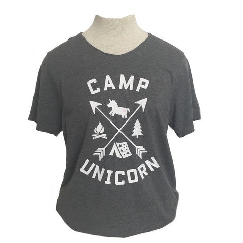 Camp Unicorn Adult Tee