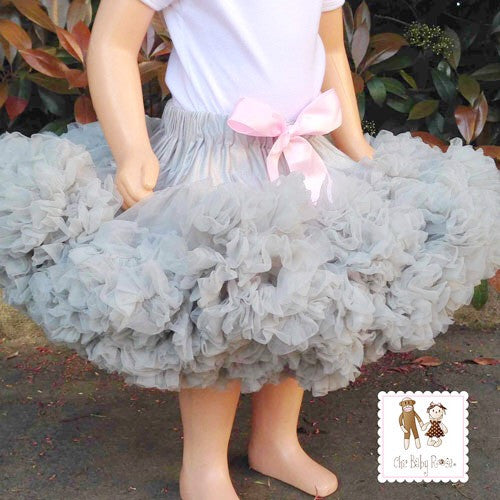 "9"" Pettiskirts in 10 Colors"