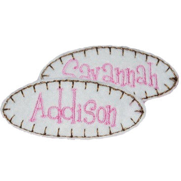 Personalized Name Hair Clip