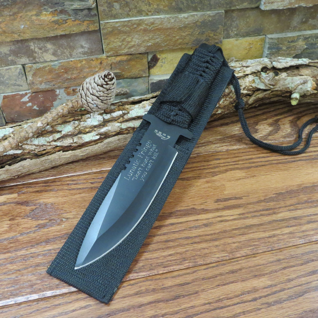 Personalized Survival Knife