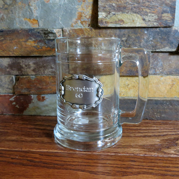 Personalized Colonial Beer Mug
