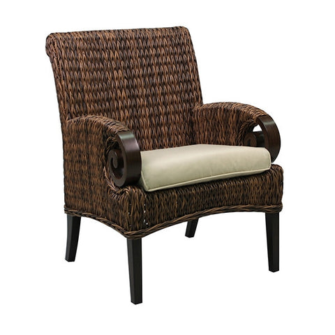 Patio Renaissance Antigua Collection Outdoor Dining Chair