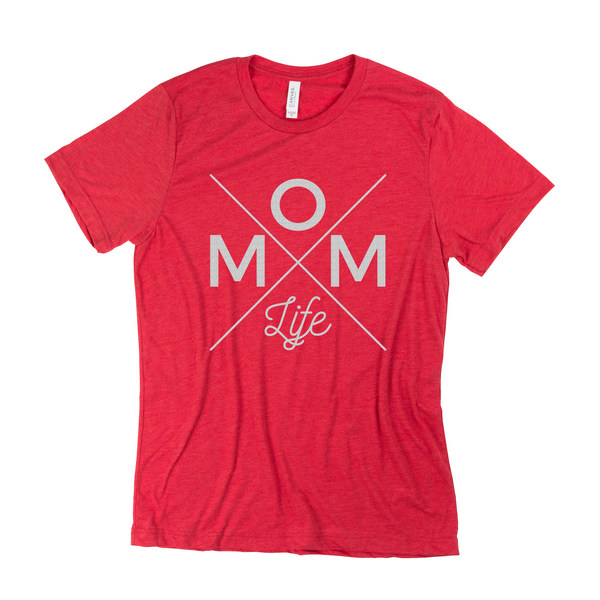 Mom Life Tee: Limited Edition Holiday Collection