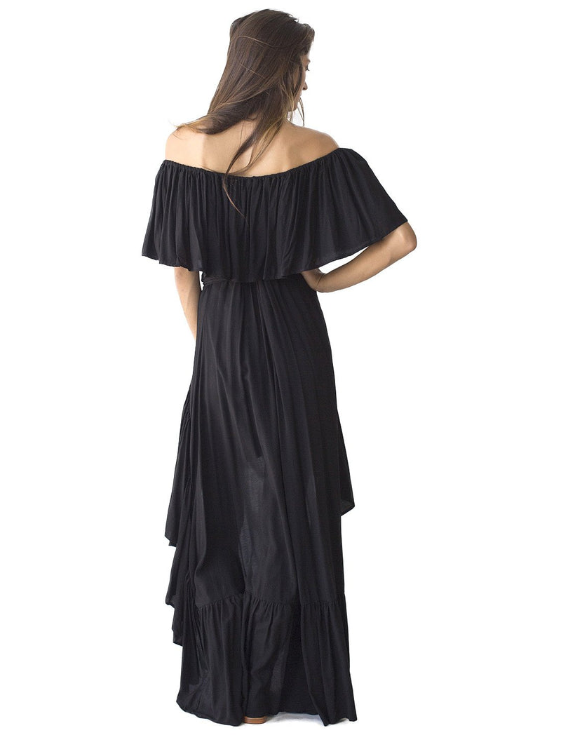 Rayon Rita Flowing Dress