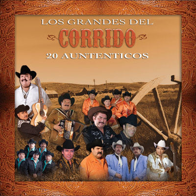 Various Artists - Los Grandes Del Corrido