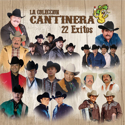 Various Artists - La Coleccion Cantinera