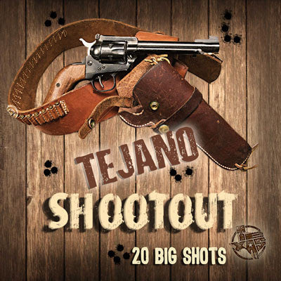 Various Artists - Tejano Shootout
