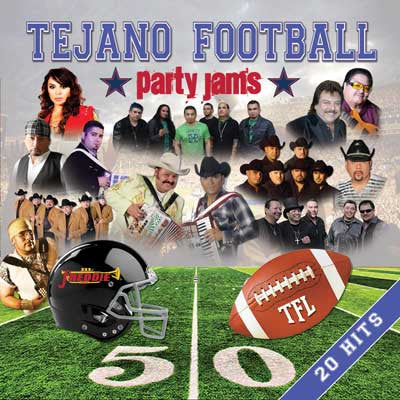 Various Artists - Tejano Football