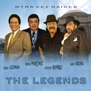 The Legends - Otra Vez Raices