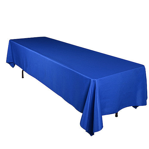 Royal  90 x 156 Rectangle Tablecloths  ( 90 inch x 156 inch )- Ribbons Cheap