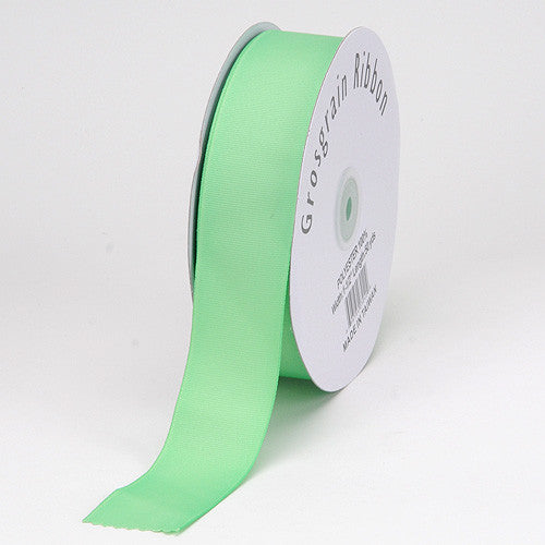 Grosgrain Ribbon Solid Color Mint ( W: 1-1/2 inch | L: 50 Yards ) -
