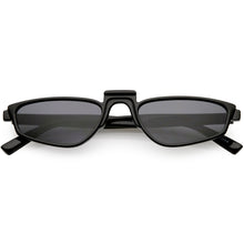 DAPMOD MERIDA NARROW SUNGLASSES SQR1929