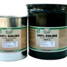 1202FF Epoxy 100% Volume Solids, Fast Cure 5.03 Gallon Kit