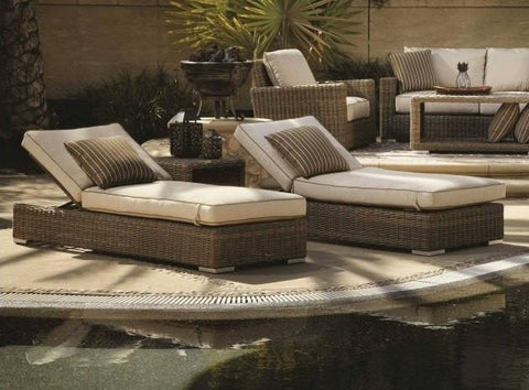 Image of Sunset West Coronado Adjustable Chaise Lounge Set