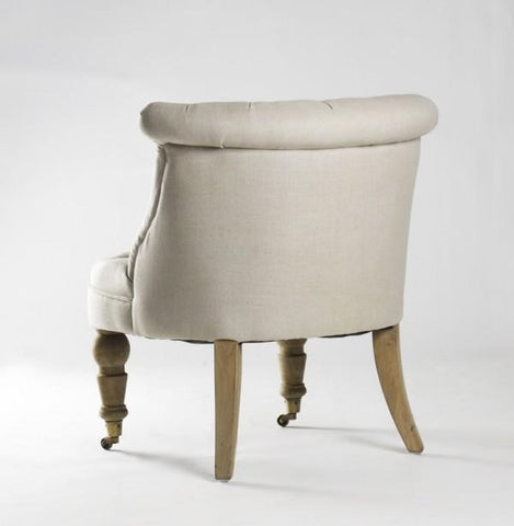 Zentique Amelie Slipper Chair