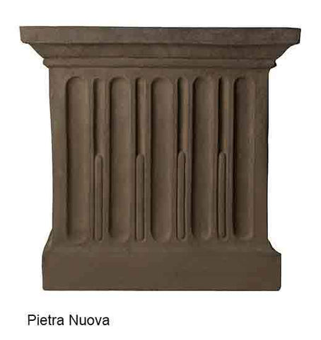 Campania International Sussex Wall Fountain