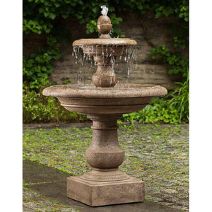 Campania International Caterina Fountain Life on Plum