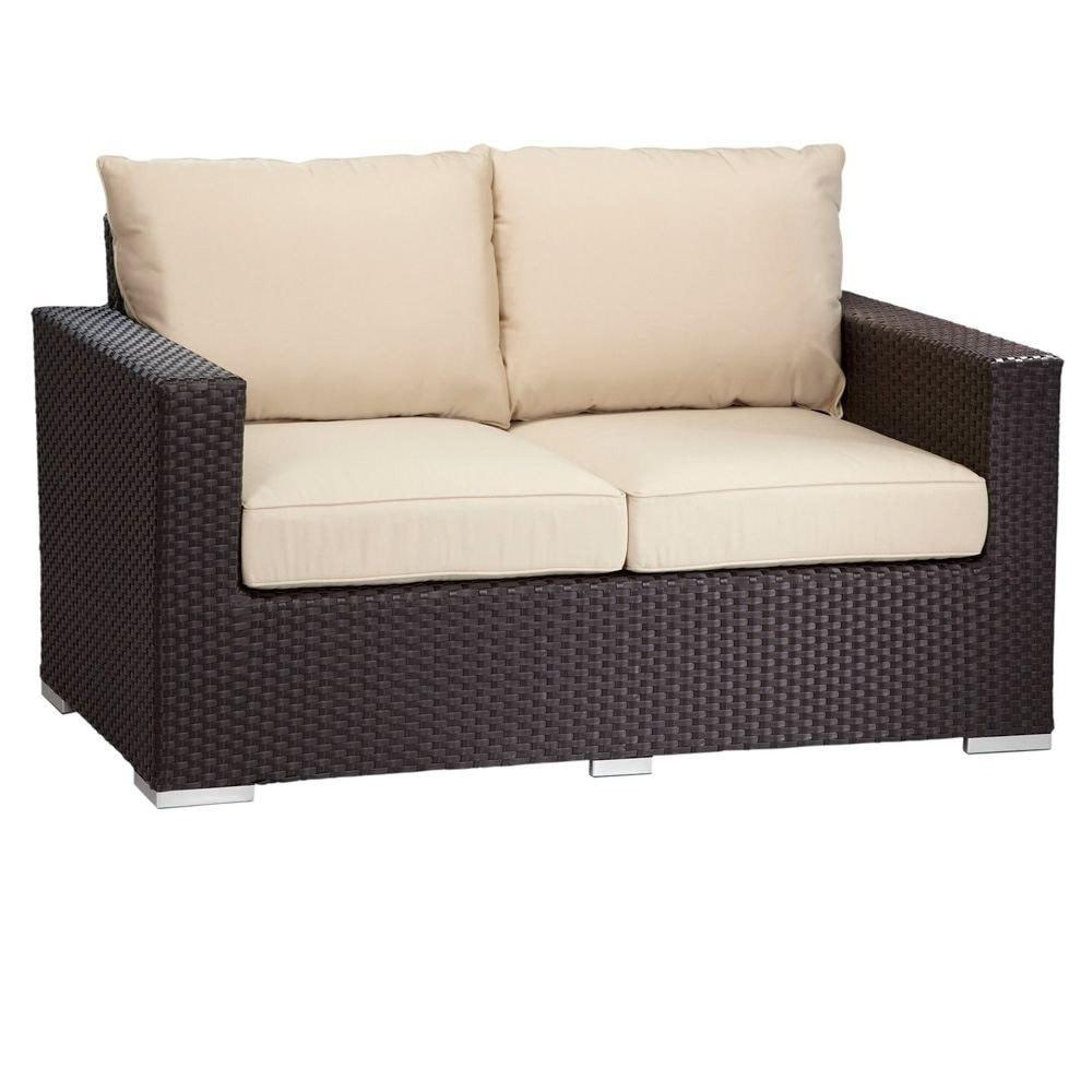 Solana Loveseat by Sunset West Life on Plum
