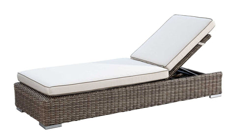Image of Coronado Adjustable Chaise by Sunset West Life on Plum