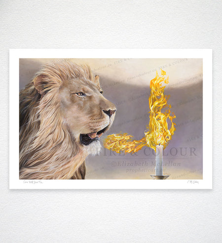 Custom Name Meaning Art Print