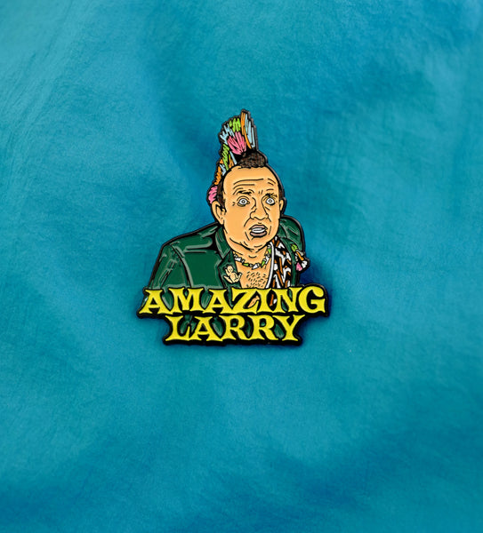 Amazing Larry