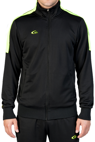 Neon Training Track Jacket
