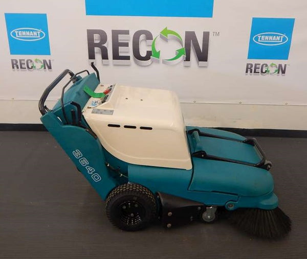 Used 3640-10529809 Sweeper