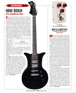 NOIR - Goldfinch Guitars