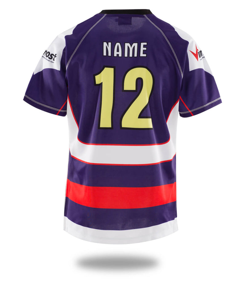 Sublimated Mens Simple Design Rugby Shirts