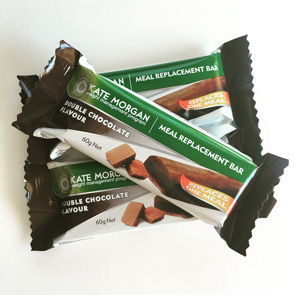 Kate Morgan Meal Replacement Bar - Double Chocolate